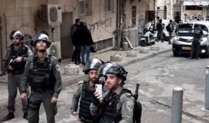 כוחות המשטרה במאה שערים, הבוקר