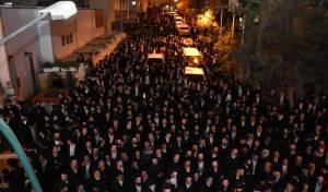"""עצרת השלושים על מרן זצ""""ל ב'לדרמן' • צפו"""