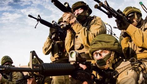 אילוסטרציה - יוצאי יחידות קרביות ייאבקו בטרור בבקעת הירדן