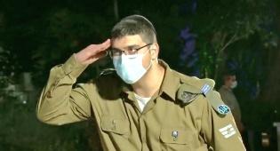 רפאל כהן בטקס