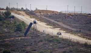 הגבול עם לבנון - ישראל: 'קצין לבנוני בכיר בשירות חיזבאללה'
