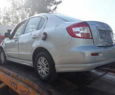 הרכב החשוד - הר נוף: פורצים ערבים נעצרו לאחר מרדף