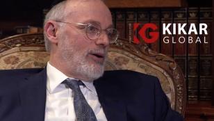 מתוך הראיון, בו הוא מדבר על שלמה קרליבך