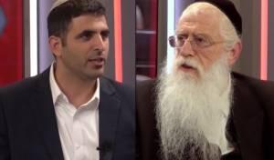 חברי הכנסת פורוש וקרעי