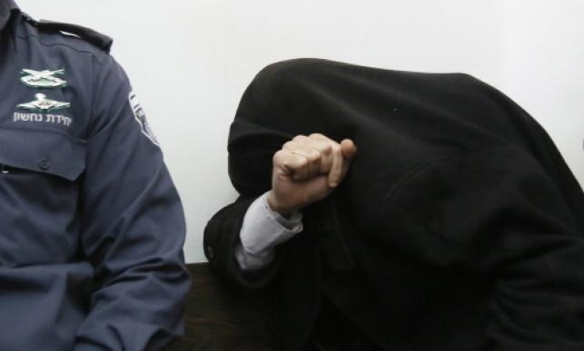 החשוד מובא להארכת מעצרו