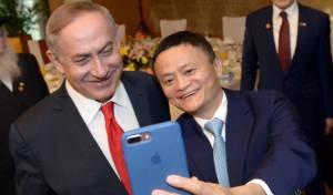 """יו""""ר עליבאבא עם ראש הממשלה נתניהו"""