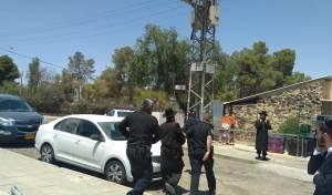 שוב סוער בערד: השתלטות, פינוי ומעצרים