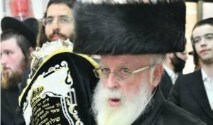 """המנוח, הרב יצחק פרידמן ז""""ל"""