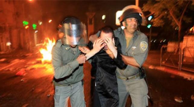 הפגנה בירושלים (ארכיון פלאש 90)