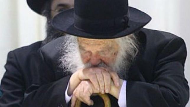 הרב חיים קנייבסקי (צילום: מאיר אלפסי)