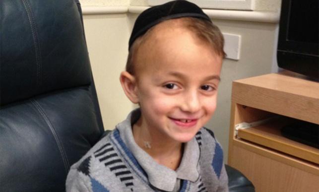 הילד המתנדב נפטר יום לפני יום ההולדת 10