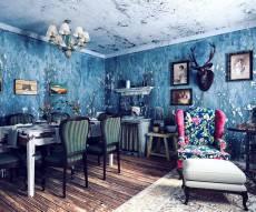 כך תעצבו את הבית בהשראת ארמון המלוכה הבריטי