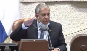 """כשיו""""ר הכנסת לוי הודה בטעויות העבר שלו"""