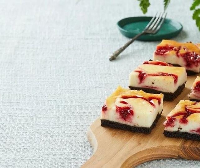 ריבועי גבינה, אוראו וריבה יפהפיים וקלים להכנה