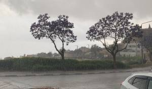 הגשמים בצפת