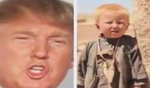 """מגישת טלוויזיה דיווחה: """"טראמפ נולד בפקיסטן"""""""