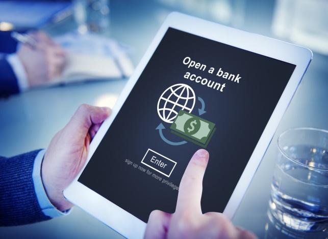 הקלות בפתיחת חשבון בנק באופן דיגיטלי