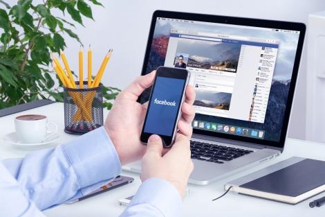 """הכפיש בשם בדוי בפייסבוק ויפצה. אילוסטרציה - הכפיש בשם בדוי בפייסבוק – ויפצה את רה""""ע"""