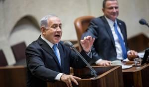 נתניהו בדיון בכנסת היום - נתניהו חשף בדיון: שוחחתי עם נשיא מצרים