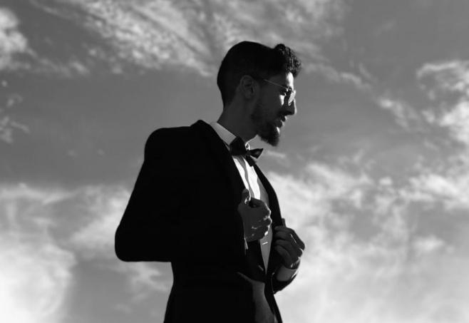 שלמה רג'ה בסינגל שכתב לכבוד חתונתו