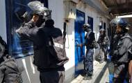 """כוחות מתוגברים: צפו בפעילות שב""""ס בכלא"""
