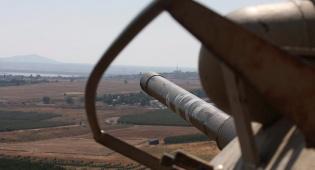 """גבול ישראל סוריה - אזעקות נשמעו בבסיסי צה""""ל שברמת הגולן"""