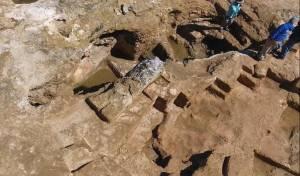 נחשף אתר יהודי מתקופת החשמונאים. צפו