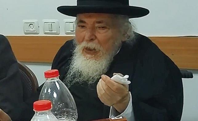 תלמיד הרב מויאל נפטר אחריו - כהבטחתו