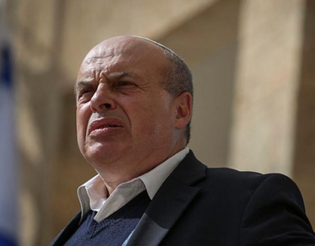 """יו""""ר הסוכנות היהודית, נתן שרנסקי"""