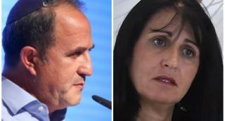 לסרי וגלבר - ההקלטות המטרידות של המועמדת לראשות העיר אשדוד