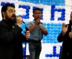 צפו בילד הערבי שר 'אני מאמין';  עם פרידמן