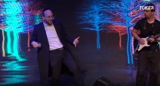 זמר אורח: פיני איינהורן מרים את התחרות