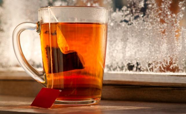 תה. לא רק לגרון כואב