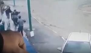 הפיצוץ בטמרה: הבריחה הגדולה - רגע לפני