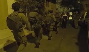 צפו בווידאו: מעצר פעילי החמאס בקלקיליה