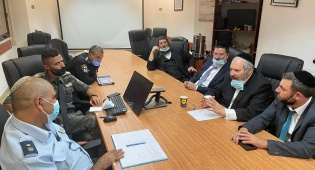 ביתר עילית: המשטרה תבטל את המחסומים