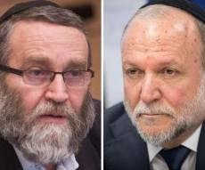 איציק כהן ומשה גפני - גפני נגד כהן: התוכנית שלו פוגעת באברכים