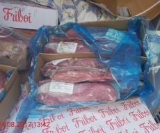 הבשר שאותר - טון וחצי בשר מוברח הועבר לגן חיות בחיפה
