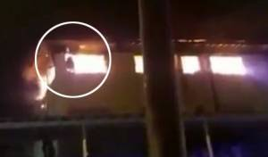 השריפה הקשה - 22 ילדים ו-2 מורים נשרפו למוות בבית הספר
