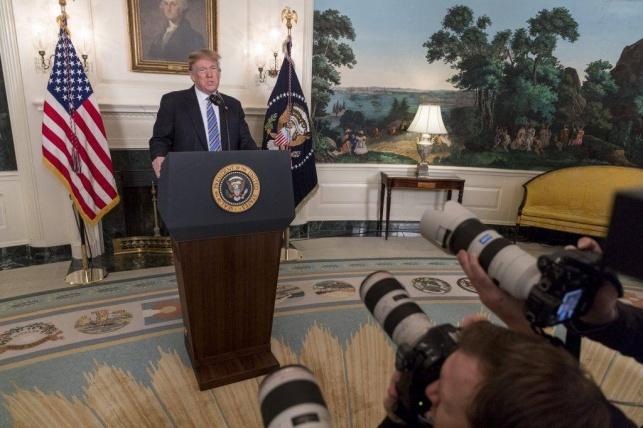 הנשיא בנאום לאומה לאחר היוודע הטבח