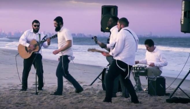 להקת 'סימפל מן' בסינגל חדש - 'תמרור לנשמה'