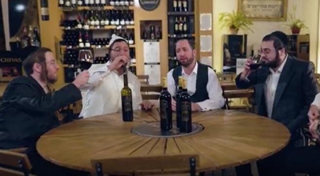 מוטי ויזל ודודי פלדמן בקאבר ליהודה גרין
