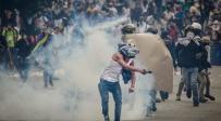 מחאות בעיר קרקאס