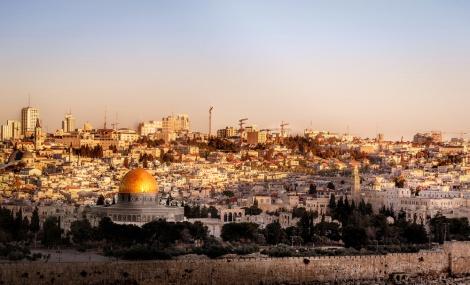 דיווחים: מדינה פלסטינית שבירתה מזרח י-ם