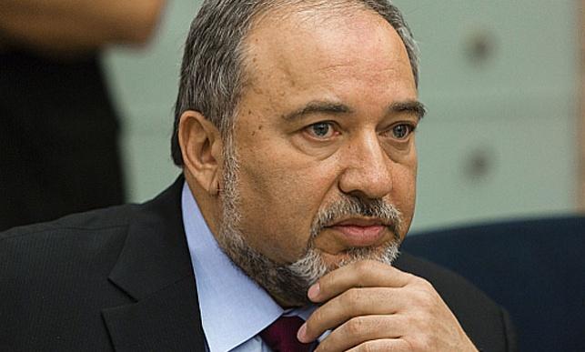 שר החוץ אביגדור ליברמן