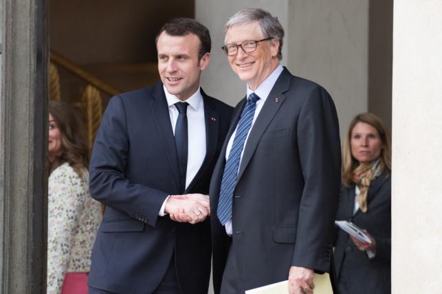 חזר לרשימה: ביל גייטס האיש העשיר בעולם