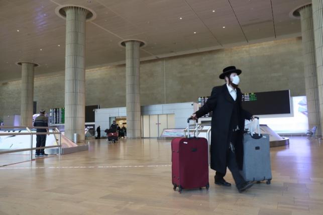 כתבי התעופה נגד תחקיר הפייק על החרדים