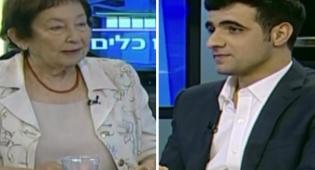 צפו בדיון: מינה צמח וישי כהן על חוק הגיוס