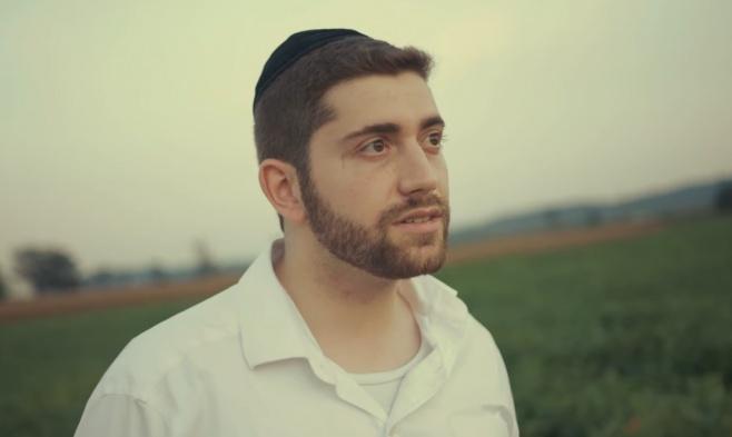 """משה אביגדור בסינגל קליפ חדש: """"הלל"""""""
