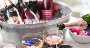 בקבוק יין צונן תוך פחות משעה - מארחים בחג? כך תצננו בקבוק יין תוך פחות משעה